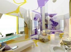 Unusual Interior Architecture
