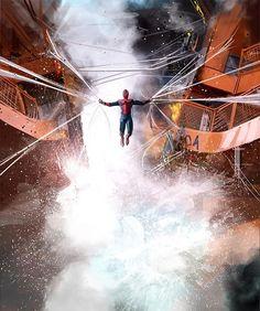 Spider-Man Homecoming Hold It Together #SpiderMan #Avengers #Marvel #MightyAvengers #MarvelComics #anime #animation #manga #movie #likes #tagsforlikes #instafollow #instamood #Dopepic #awesome #instagramhub #instalikes #igers #igdaily #PeterParker #Homecoming #Art #artWork #UKnitedcomics