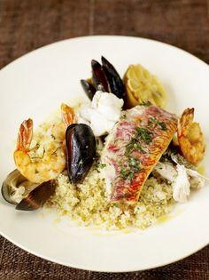 Mixed Fish Grill | Fish Recipes | Jamie Oliver Recipes