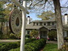 The Thorncroft Inn is open year-round in Vineyard Haven.