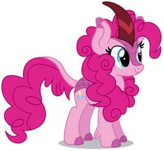 Pinkie Pie Kirin by on DeviantArt Pinkie Pie, Fluttershy, Rainbow Dash, My Little Pony Rarity, Pies Art, Imagenes My Little Pony, Little Poni, Mlp Pony, Pony Pony