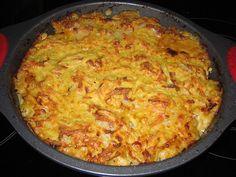 Geschnetzeltes mit Kartoffelhaube, ein beliebtes Rezept aus der Kategorie Gemüse. Bewertungen: 16. Durchschnitt: Ø 3,9.