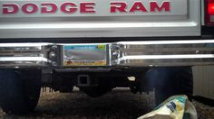 dodge ram d150  with flowmaster 40s
