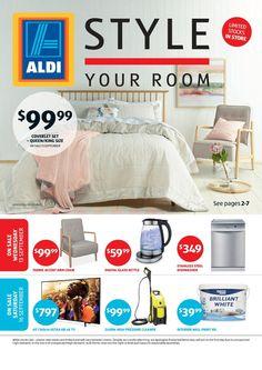 Aldi Catalogue 13 September – 19 September 2017
