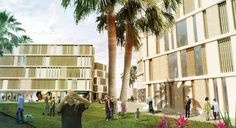 Madinat As Sultan Qaboos, Oman, by Kamvari Architects