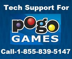 24/7 Tech support for Pogo Games