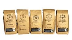 Delicious fresh roasted coffee roasted to order and arrives fresh! Thank goodness for Fresh Roasted Coffee, Fair Trade Coffee, Coffee Roasting, Beans, Great Gifts, Beans Recipes