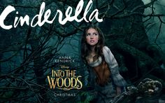 Anna Kendrick as Cinderella in Into The Woods. >>http://wp.me/pYHqu-2h0<< #annakendrick #cinderella #intothewoods
