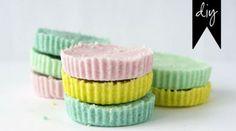 Como hacer jabón artesanal efervecente con tus fragancias preferidas.