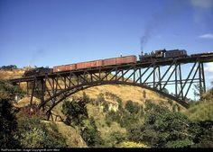 RailPictures.Net Photo: FIdeCA 193 FEGUA (Guatemala) Steam 2-8-2 at Guatemala City, Guatemala by John West