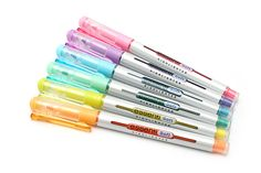 Monami Essenti Soft Highlighter Pen