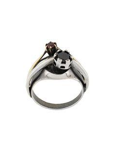 Iosselliani Heritage Signet Ring In Gold Sterling Silver Rings, Gold Rings, Iosselliani, Logo Stamp, Embossed Logo, Signet Ring, Semi Precious Gemstones, Luxury Branding, Engagement Rings