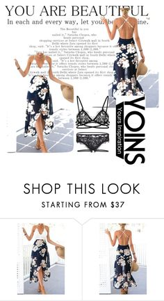 """""""YOINS"""" by ditaxx ❤ liked on Polyvore"""