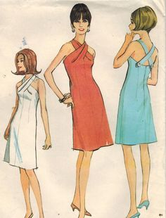 1960s McCall's 8297 Vintage Sewing Pattern by midvalecottage