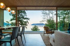 Lone Madrone Retreat by Heliotrope Architects on Behance