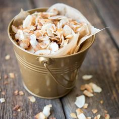 How to Make Toasted Coconut Chips