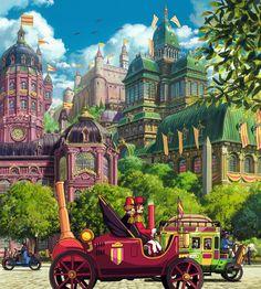 100 Studio Ghibli Fondos de pantalla - álbum En Imgur
