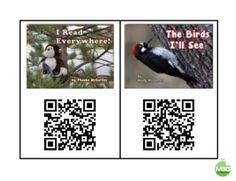 I recently shared two sets of 50 Online Readers for young kids (here and here) andJeannine Freeman shared with me this amazing resource withQR codes that link to many of the books. She was gracio...