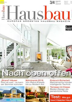 Hausbau Magazin   Magazine for architects and interior designers, with information on new construction and suggestions for modernization. In addition, technical and planning guide offers as well as tips for designing installations, the latest news about residential ideas and product information. ➤ To see more ideas visit Sideboards and Buffets Blog and subscribe our newsletter! #homedecorideas #interiordesign #decorideas #designtrends #interiordesignmagazines #designmagazines