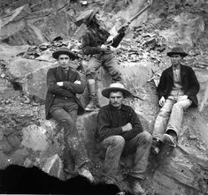 Gold Miners 1898 Gold Rush