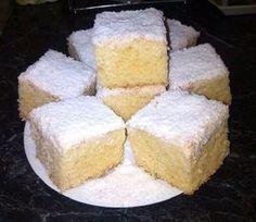 Hungarian Cake, Hungarian Recipes, Bread Recipes, Cake Recipes, Cooking Recipes, No Bake Desserts, Cake Cookies, No Bake Cake, Bakery