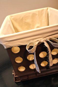... Milk Crates on Pinterest | Plastic Crates, Milk Crates and Crate
