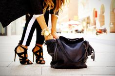 fall in <3 with black