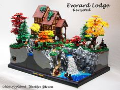 Everard Lodge Revisited by Mark of Falworth on Flickr