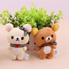 1pcs Kawaii Standing 11CM Lover Rilakkuma Bear Plush Stuffed TOY , Soft Figure DOLL , Key Chain Design ; BAG Pendant Charm TOY #>=#>=#>=#>=#> Click on the pin to check out discount price, color, size, shipping, etc. Save and like it!