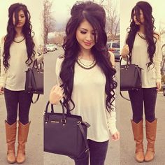 cute.. Can use combat boots too!!