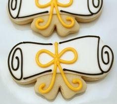 Graduation Cookies Simplified