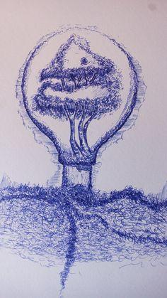 Tree art G