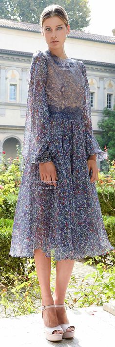 Farb-und Stilberatung mit www.farben-reich.com - Luisa Beccaria Spring 2015