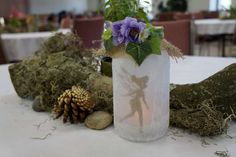 Enchanted Forest Featuring Ariel, Tinkerbell, and Jasmine Birthday Party Ideas | Photo 29 of 59