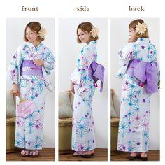 japanese kimono on Pinterest | Kimonos, Kimono Tutorial and Japanese