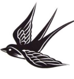 Sparrow tattoo idea