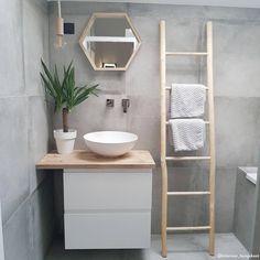Librerie a scala in vendita online Wc Design, House Design, Bathroom Interior, Interior Design Living Room, House Plan With Loft, Attic House, Living Room Colors, White Bathroom, Inspiration