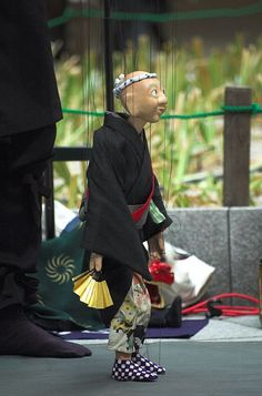Puppet show Tokyo Japan -- Repinned by Gold Suites Vacation Rentals http://goldsuites.com #travel