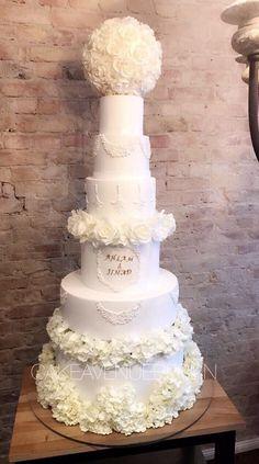 Wedding Couture Cake Weddingcake