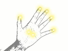 Smaller chakras in hands can be used for healing Beings - Earth Ascension ~ Reiki ~ #Healer
