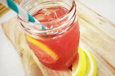 Sparkling Pomegranate Lemonade Recipe - Kraft Recipes