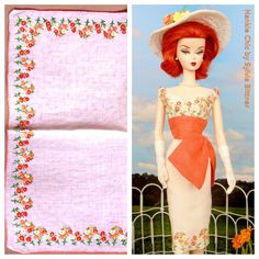 Orange Blossoms by HankieChic. Save 10% off any Hankie Chic fashion with coupon code Sale4U.