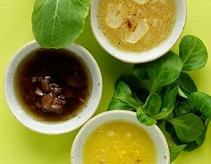 Салатные заправки и соусы для диеты Дюкан