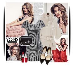 """YOINS"" by elly-852 ❤ liked on Polyvore featuring Jimmy Choo, Givenchy and yoins"