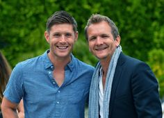 Jensen and Sebastian Roche
