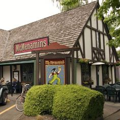 [ ] Visit all McMenamins facilities #OregonBucketList