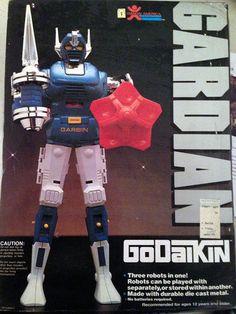 1983 REMCO MANTECH LASERTECH robot warriors vintage action figure complete original box blue bald space toy sci fi transformer