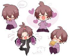 【ななもり】『すとぷり紫担当』『なーくん詰め合わせ』[しいたろ] Anime Chibi, Kawaii Anime, Anime People, Anime Guys, Prince, Cute Anime Boy, Drawing Poses, Cute Gif, Character Design Inspiration