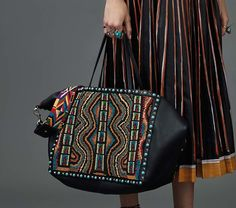 Valentino Gets Heavily Into Bag Charms for Resort 2017 (and the Bags are Pretty Great, Too)