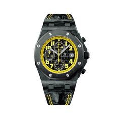 Audemars Piguet Royal Oak Offshore Bumble Bee Chronograph Automatic // 26176FO.OO.D101CR.02 // Brand New